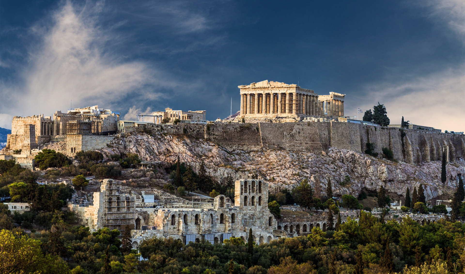 Что посмотреть в Афинах и как туда вообще попасть: подробный маршрут для длинного уикенда