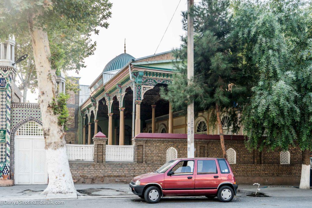 Ферганская долина, Узбекистан: тебя-то мне и не хватало!
