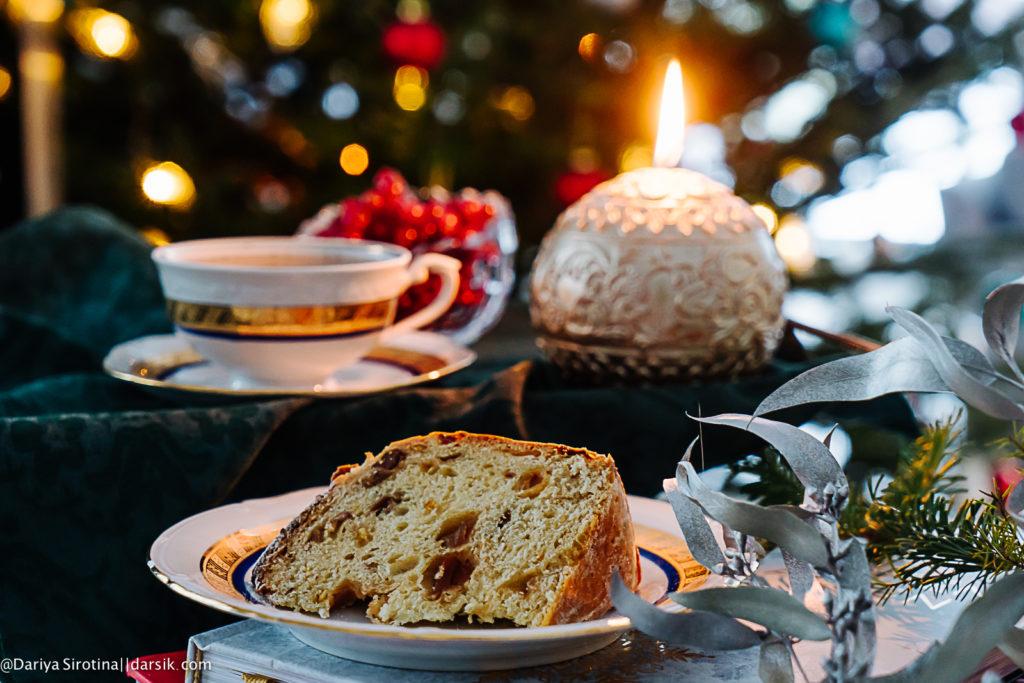 Панеттоне - символ итальянского Рождества