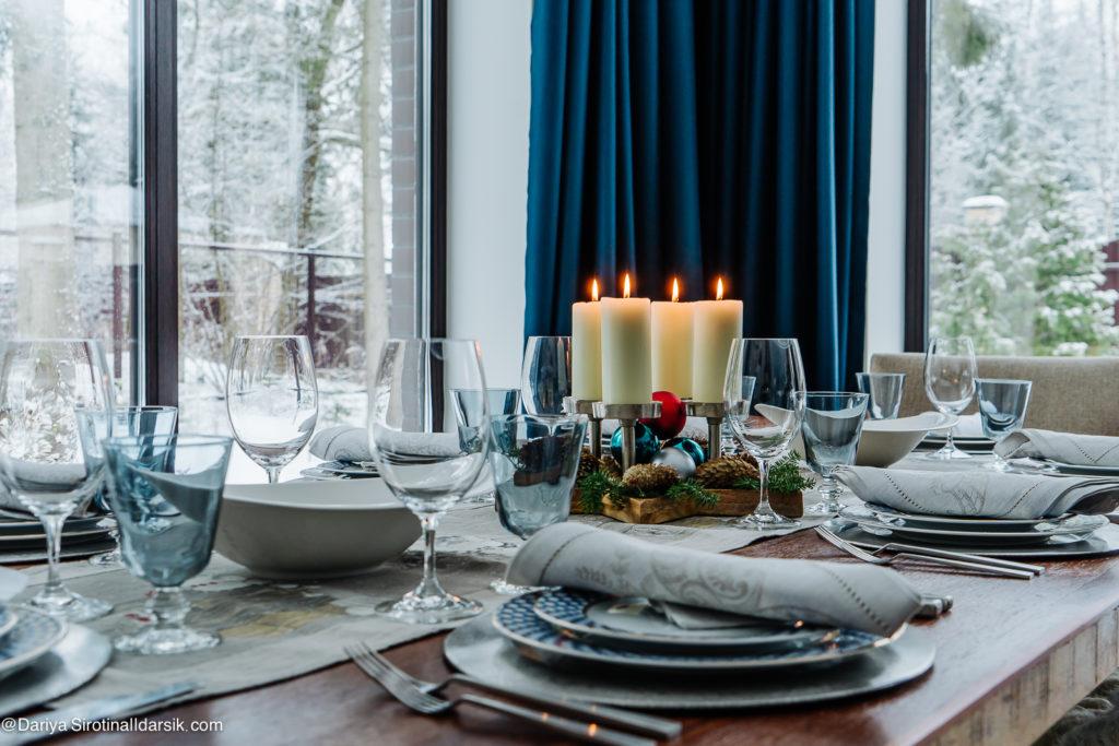 Несколько мыслей о приеме гостей дома